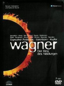 Wagner Ring Cycle – so called Kupfer Version at Bayreuth (German).