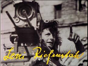 Leni Riefenstahl – Germany's convientShadow