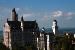 Neuschwanstein and Wagner – Every dream needs a renovation