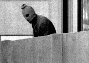 Hostage taking during the Olympic Games