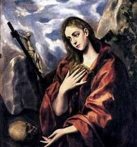 Was Mary Magdalene a Penitent? NO! . . . well maybe if you look at it like that.