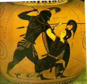 PTSD and Moral Injury seen from C.G. Jung – Achilles in modern wars
