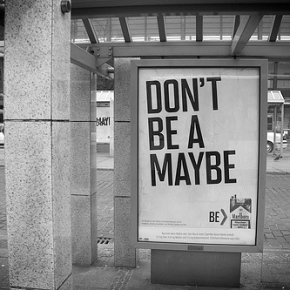 """Don't be a maybe"" – a Junganian view of postmodern, post-metaphysical, post-philosophical neo-pragmatism"