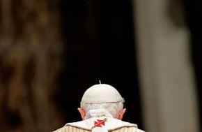 The pope steps down – a philosopher hunteddown.