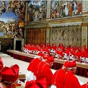 2013 Conclave Easter of Abraxas or Pentecostal ? A Jungian view