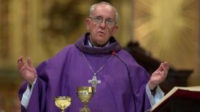 """Pope Francis – Cdl. Bergoglio's Lenten Letter, 2013 """"ready to repent of the evil"""" (Joel2:13)"""