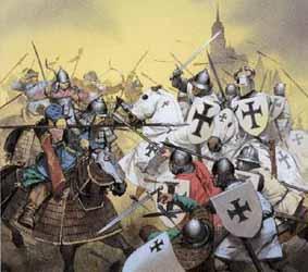 Templars - Militant Sufi influenced Order?