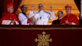 Rejoice; Jorge Mario Bergoglio the right men and right time – prayers heard