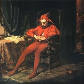 Crazy Wisdom – the Archetype of the Fool, the Clown, the Jester and the Trickster.