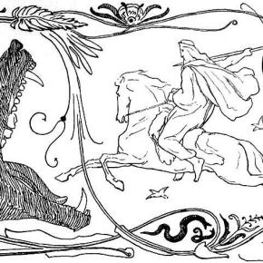 Jungian Archetype of the wolf – gods and godnesses, warriors and mothers, demons and outlaws, evil anduebermensch
