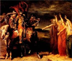 """Shakespeare's """"Macbeth"""" from a Jungianview"""