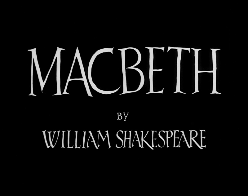 "Shakespeare's ""Macbeth"" from a Jungian view 