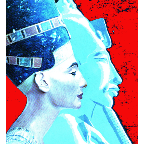 Jungian archetypes of Nefertiti and the Heretic PharaohAkhenaten