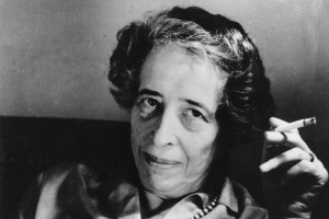 Journalists are awfully liberal, Arendt they