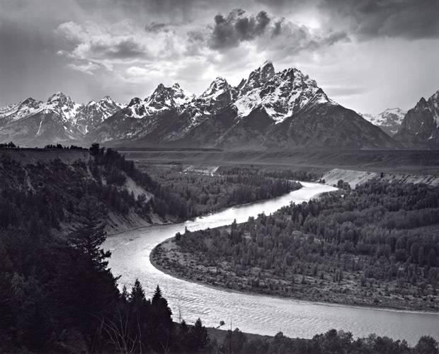 The crystal-clear images of the landscapes shot by Ansel Adams defined both a genre of photography and the American romance with wilderness