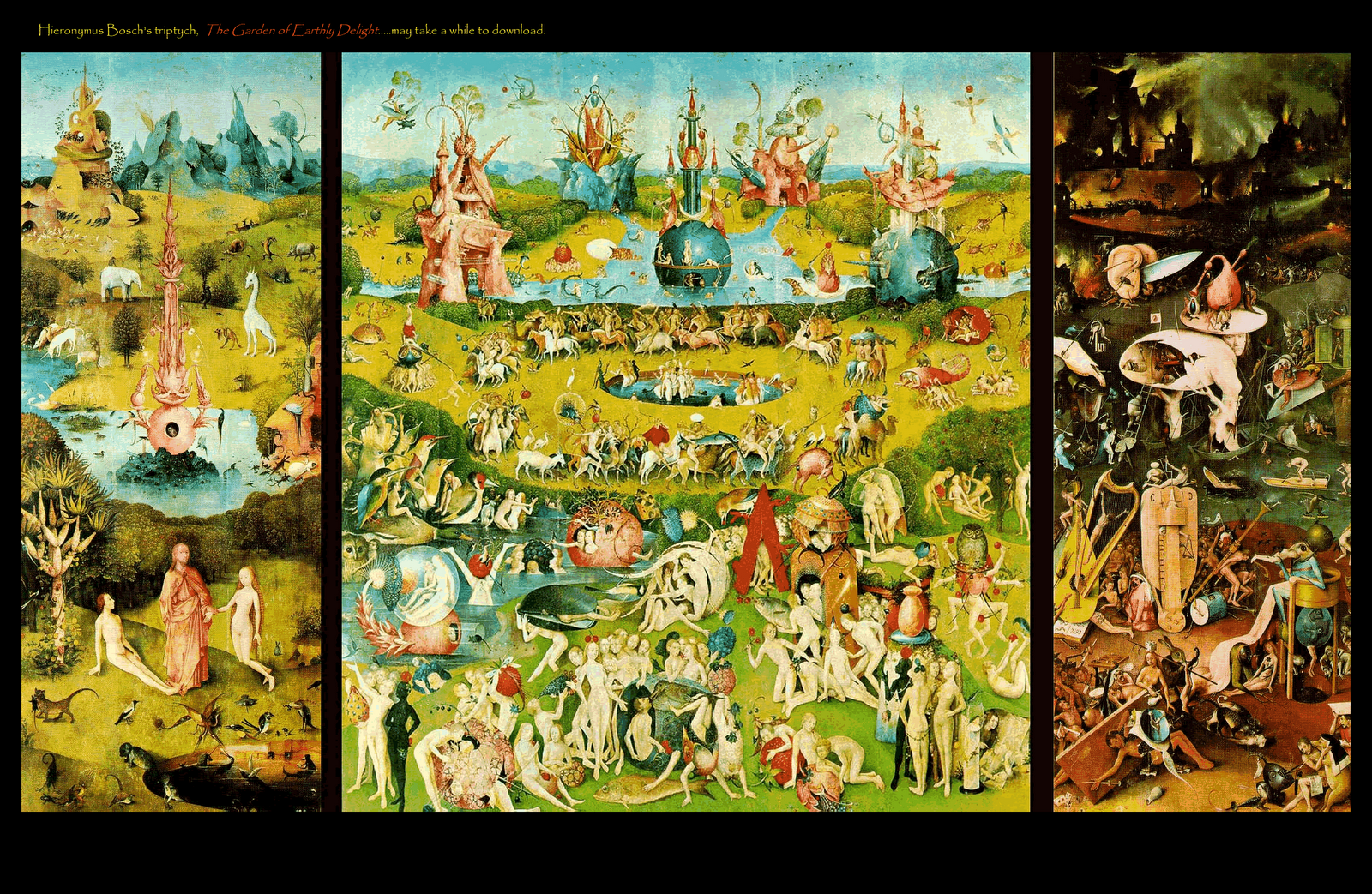 Dantes divine comedy symbolism and archetypes stottilien dantes inferno lust bosch garden buycottarizona
