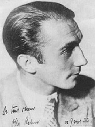 Rahn Otto. Source http://otto-rahn.com