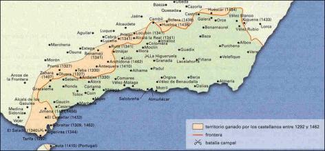 1238-1492 Kingdom of Granada