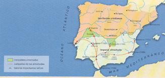 Almoravids 1086 until 1147