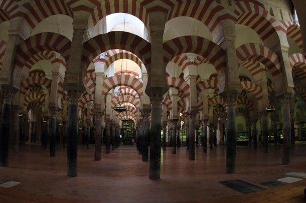 Cordoba The Mezquita