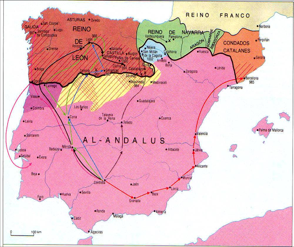 alAndalus a failed Renaissance stOttilien